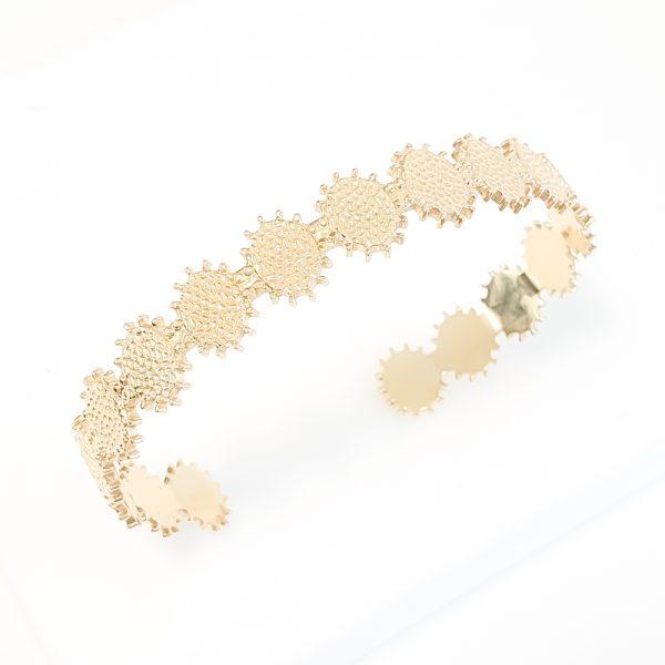 pulseira aço florence